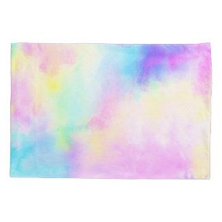 虹のキリン 枕カバー