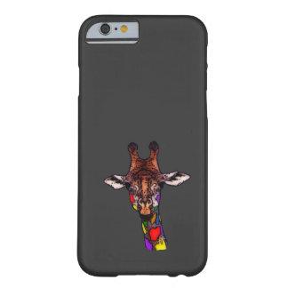 虹のキリン BARELY THERE iPhone 6 ケース