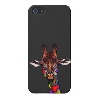 虹のキリン iPhone SE/5/5sケース