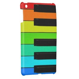 虹のキーボード iPad MINIケース