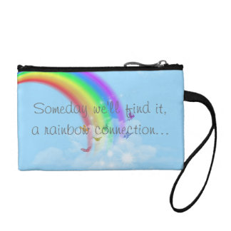 虹のクラッチ コインパース