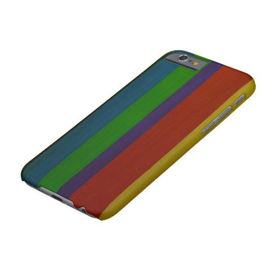 虹のケース BARELY THERE iPhone 6 ケース