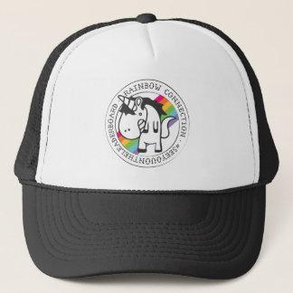 虹のコレクション キャップ