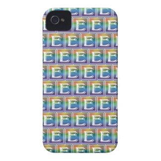 虹のゴシック体E iPhone 4 カバー