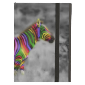 虹のシマウマ iPad AIRケース