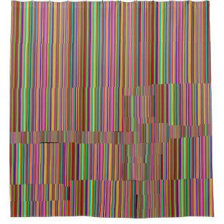 虹のシャワー・カーテン シャワーカーテン