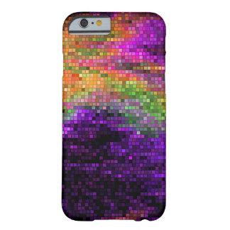虹のスパンコールのやっとそこに電話箱 BARELY THERE iPhone 6 ケース