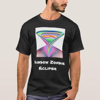 虹のゾンビ食 Tシャツ