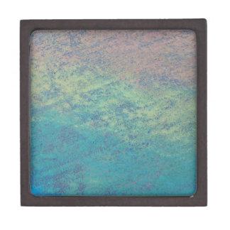 虹のチョークの芸術 ギフトボックス