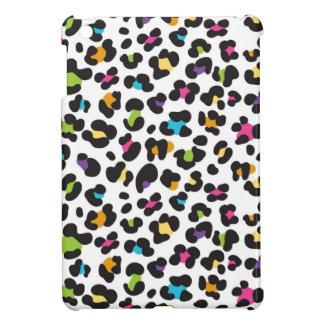 虹のチータのプリントのiPad Miniケース iPad Miniカバー