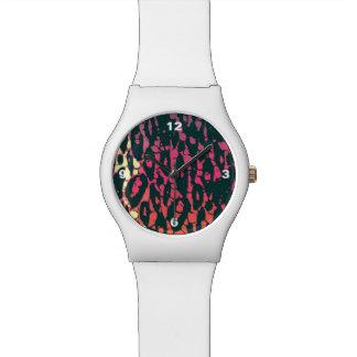虹のチータ 腕時計