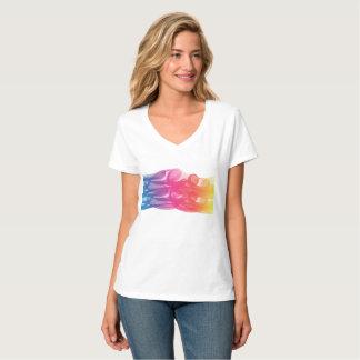 虹のティー Tシャツ
