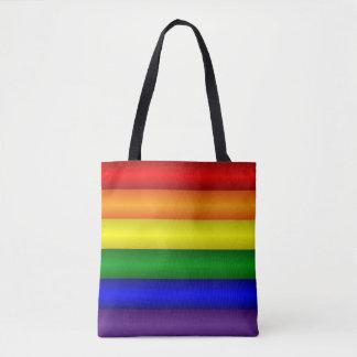 虹のトートバック トートバッグ
