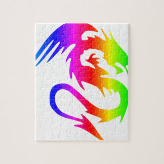 虹のドラゴン4 ジグソーパズル