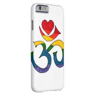 虹のナマステ BARELY THERE iPhone 6 ケース