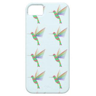 虹のハチドリ iPhone SE/5/5s ケース