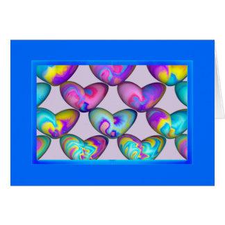 虹のハート… 2 カード