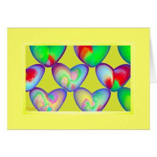 虹のハート… 4 カード