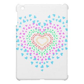 虹のハート iPad MINI CASE