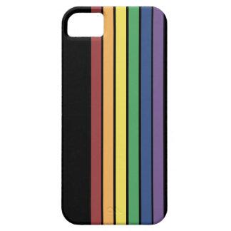虹のバーのiPhone 5の場合 iPhone SE/5/5s ケース