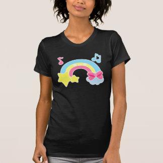 虹のファンタジーのTシャツ Tシャツ