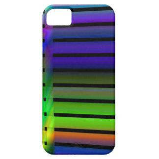 虹のブラインド iPhone SE/5/5s ケース