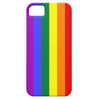 虹のプライドの電話箱 iPhone SE/5/5s ケース