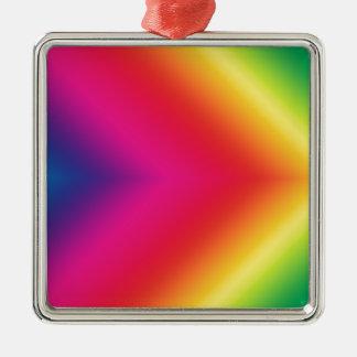 虹のプライド メタルオーナメント