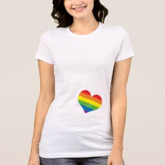 虹のベビー Tシャツ