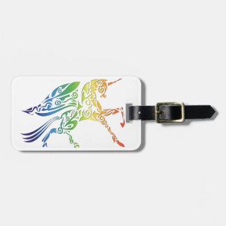 虹のペガソスの商品 ラゲッジタグ