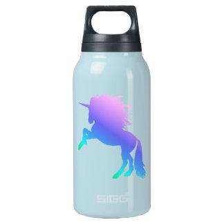 虹のユニコーンの熱く、冷たいボトル 断熱ウォーターボトル