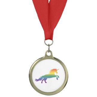 虹のユニコーンのlgbt メダル