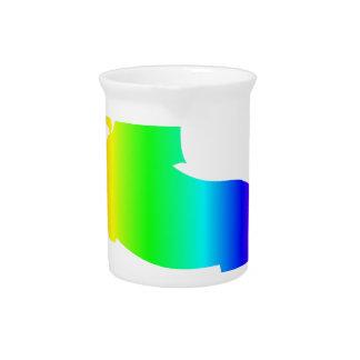 虹のユニコーン ピッチャー