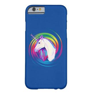 虹のユニコーン BARELY THERE iPhone 6 ケース
