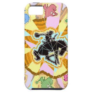 虹のロデオ iPhone SE/5/5s ケース