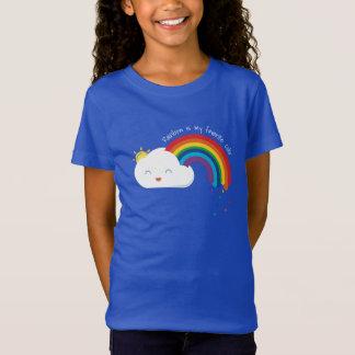 虹の一突き Tシャツ