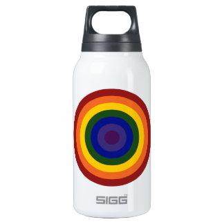 虹の中心点 断熱ウォーターボトル