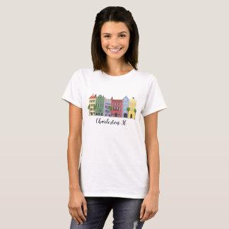 虹の列のチャールストンSCのTシャツ Tシャツ