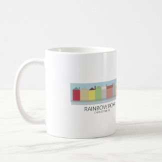 虹の列チャールストンのSCのコーヒー・マグ コーヒーマグカップ