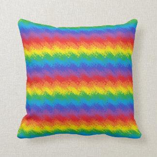 虹の動揺 クッション