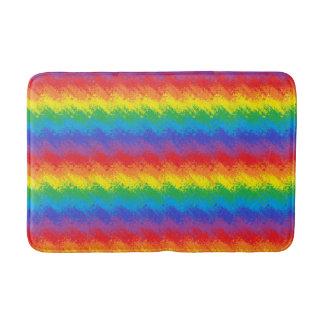 虹の動揺 バスマット