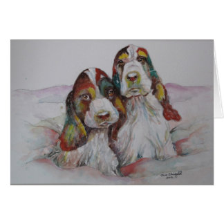 虹の双生児 カード