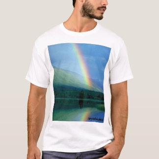虹の反射 Tシャツ