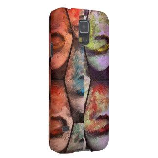 虹の唇Vape Galaxy S5 ケース