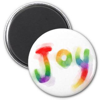 虹の喜び マグネット
