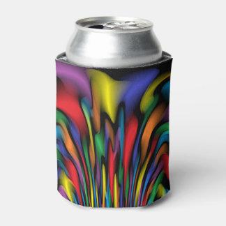 虹の噴水かボトルのクーラーはできます 缶クーラー
