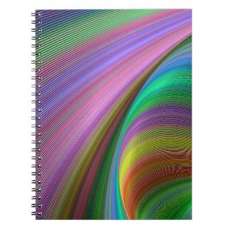 虹の夢 ノートブック
