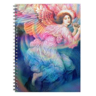 虹の天使 ノートブック