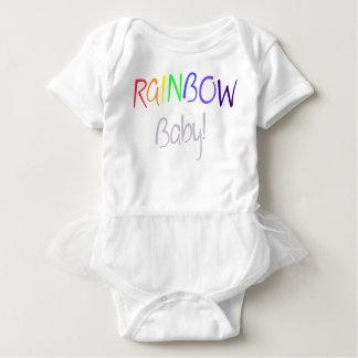 虹の天恵 ベビーボディスーツ