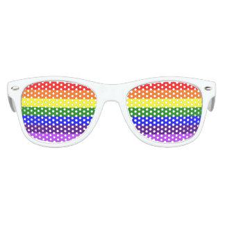 虹の子供のパーティーの陰 キッズサングラス
